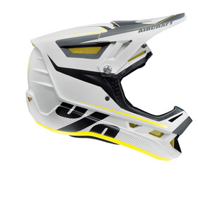 100% Aircraft DH Bike Helmet incl. Mips grey/white